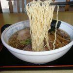 ラーメン大黒 - 麺