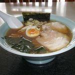 ピリカ食堂 - 料理写真:らーめん 550円