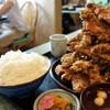 洋食亭 寅安 - 料理写真:特製からあげ定食