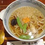 旭庵 甚五郎 - 2016/6 はいからうどん