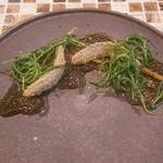ラ・リサータ - 稚鮎のフリット