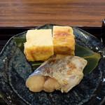 ホテルエリアワン岡山 - 朝食 サワラの西京焼き