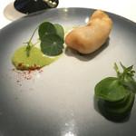 カイノヤ - 鮎のフリット