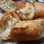 52399026 - ボロボロのフランスパン