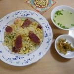 52399053 - 香港風花腸炒飯