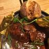 つばめグリル - 料理写真:熊本あか牛のつばめ風ハンブルグステーキ
