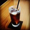 精進スイーツ結び - ドリンク写真:水出し有機栽培コーヒー