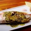 新鮮なお魚を丸ごと使った料理の数々