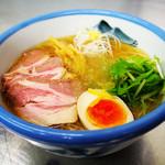 ZUND-BAR - 冷やし柚子塩麺