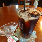 Gadenterasufurorisu - アイスコーヒー