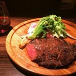 ITALIAN BAR diario - 【スペシャリテ】熟成肉のステーキ
