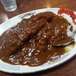 盛岡食堂 - カツカレー680円