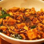 中菜Labo.朝陽 - 最強麻婆豆腐セット(最強麻婆豆腐)