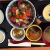 ダイニング興 - 料理写真:海鮮とろろご飯膳