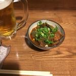 アンケラソ - ホルモン煮込み380円