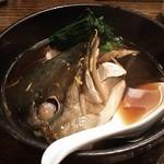 平家 - 魚あら煮