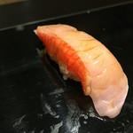すし正 参玄 - 甑の金目鯛