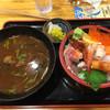 魚輝水産 - 料理写真:海鮮丼定食