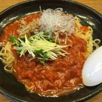 8番らーめん - 料理写真:トマト冷めん734円(2016.06)