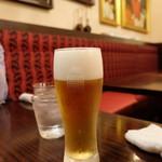 龍福小籠堂 - 生ビール(650円)