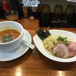 千茶屋 - 特製坦々つけ麺