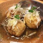 四季や - 筍鶏豆腐