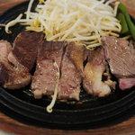 キッチンカルネ - リブロースステーキ(焼きあがり)