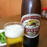 藤ノ木 - ビール