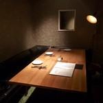 Med. ~Wine&Dining~ - プライベートルーム(完全個室)です!