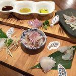 鯛バル - (2016.3)生鯛食べ比べ
