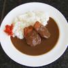 サンティール - 料理写真:ハモカツカレーあなん丼