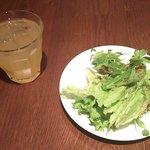 ボッカ - アップルジュース&ランチサラダ