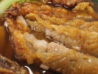 京の華 - 排骨麺