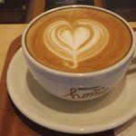 ネイバーフッド アンド コーヒー - カフェインレス ソイラテ
