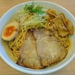 麺屋 中川 - 油そば  大盛(無料)