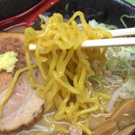 サッポロラーメン エゾ麺ロック - みそラーメン800円税込 リフト