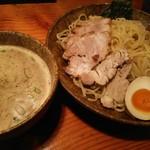 はぐるま - こってり鶏白湯つけ麺:850円