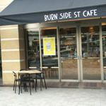 BURN SIDE ST CAFE CRAFT KITCHEN+  KUZUHA - 京阪樟葉駅前。