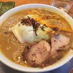 中村屋 - 料理写真:カレーラーメン