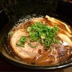 麺や 幸村 - 魚貝豚骨ラーメン 750円