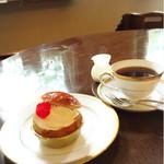 ユキライン - サバランとコーヒー