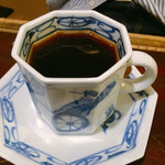 珈琲館 - 本日のストレート珈琲(マンダリン) ¥500