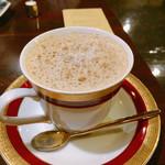 珈琲館 - カフェオレ ¥550