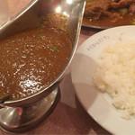 ナイルレストラン - キーマカレー