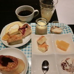 Cafe&Dining zero+ - スイーツバイキング
