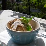 カフェ モーツァルト アトリエ - メーブルアイス