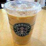 スターバックス・コーヒー - スターバックスラテ(アイス)!(2016,06/10)