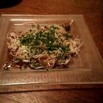 Excellent Gunma Food さんず - 鶏のたたき