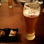 Excellent Gunma Food さんず - 一番搾りプレミアム生