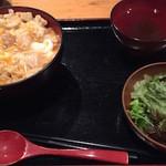ほたる - 【ランチ】比内地鶏親子丼 980円(税込)